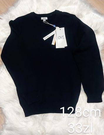 sweterek chlopiec 128cm