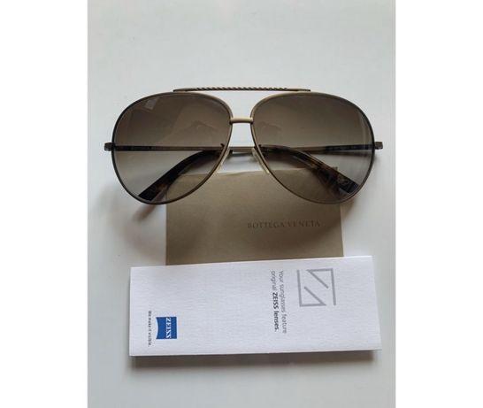 Okulary przeciwsłoneczne Bottega Veneta nowe z certyfikatem