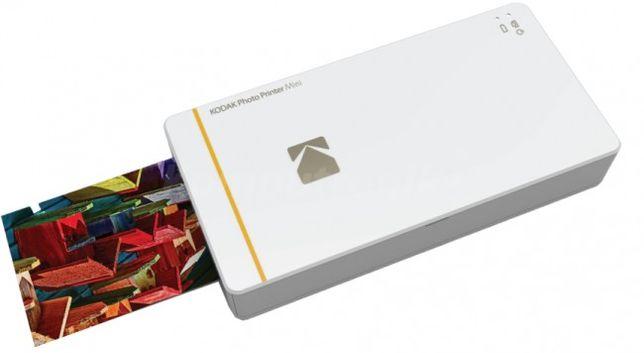 Kodak Photo Printer Mini Wi-Fi Biała