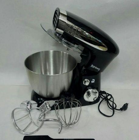 Комбайн, прост и удобен. Кухонный Rainberg RB-8081, 3200.0 (Вт)