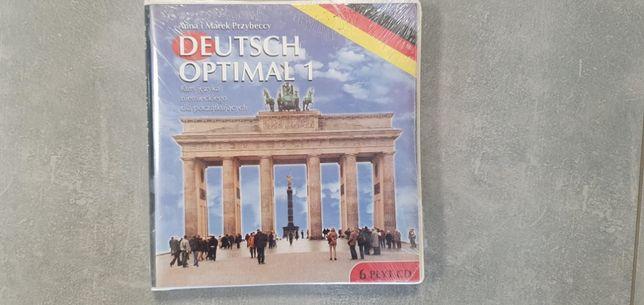 Kurs języka niemieckiego dla początkujących na CD likwidacja hurtowni