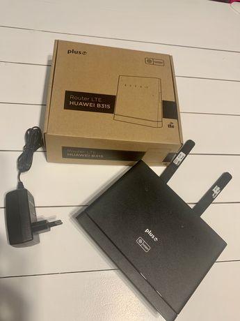 Router LTE huawei b315 + gratis 2 anteny