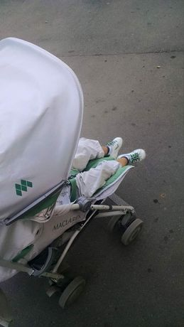 Maclaren Techno XLR, Макларен коляска прогулка трость