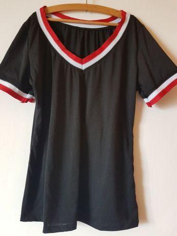Bluzka t-shirt a la Tommy Hilfiger
