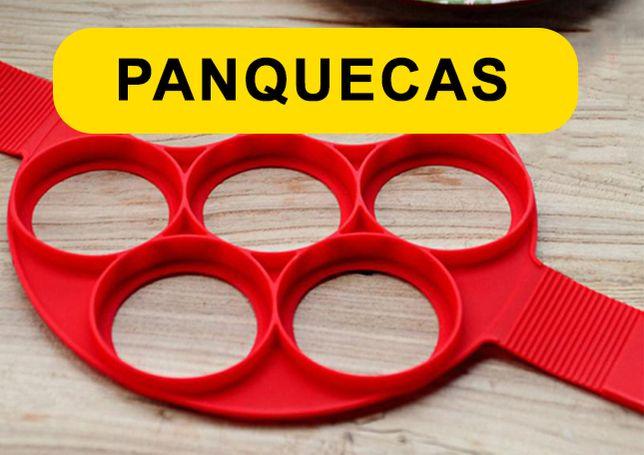 NOVO - Formas Silicone | Panquecas | Ovos | Omeletes - NOVIDADE