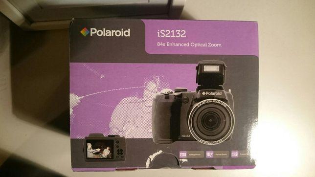 Aparat cyfrowy Polaroid typu Bridge iS2132 16Mp 21zoom