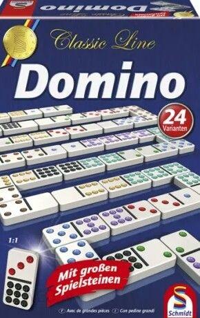 Gra logiczna Domino Schmidt - nowa Gniezno - image 1