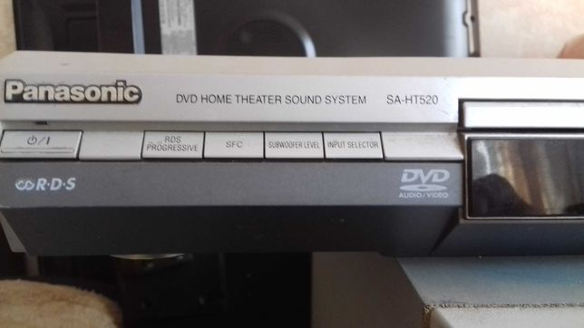 Kino domowe Panasonic SA HT520 +SB - WA 520
