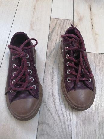 Converse - rozmiar 27 - trampki dziecięce.