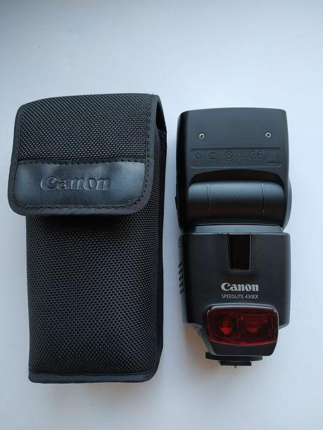 Вспышка Canon Speedlite 430EX состояние новой