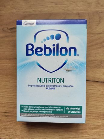 1 szt Bebilon Nutrition na ulewania