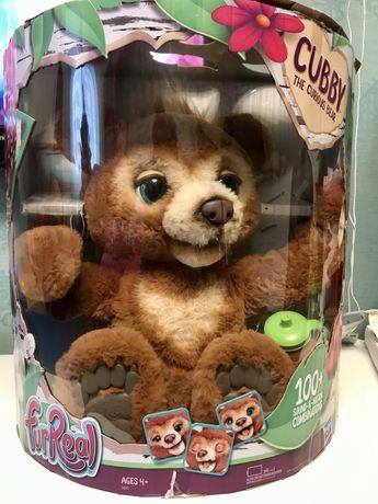 Интерактивная игрушка Furreal Friends Кабби Любопытный медвежонок