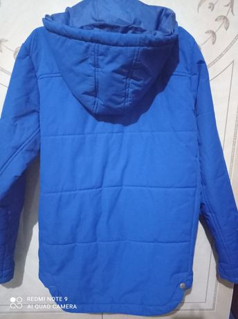 Куртка - розмір 44-46(осінь, весна,тепла зима)