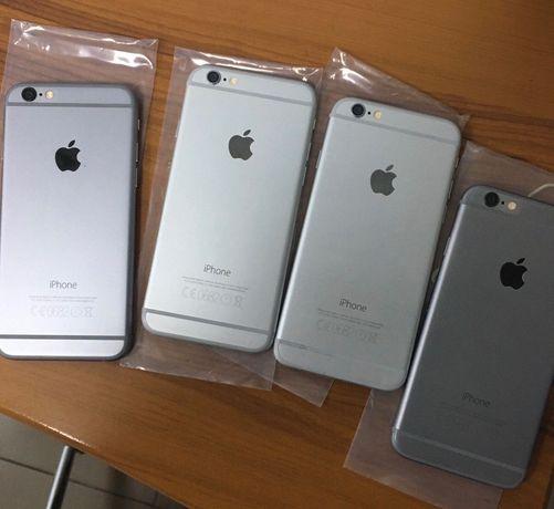 iPhone 6/6S 16/64/128 Space Gray Neverlock 7/7+/8/8+/x/xr