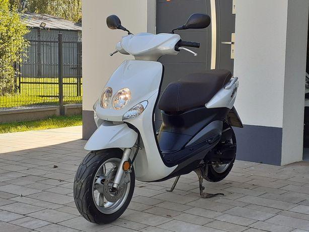 Yamaha Neos 50cc, Mbk Ovetto, wtrysk, ciecz,tylko 4tys, transport,raty