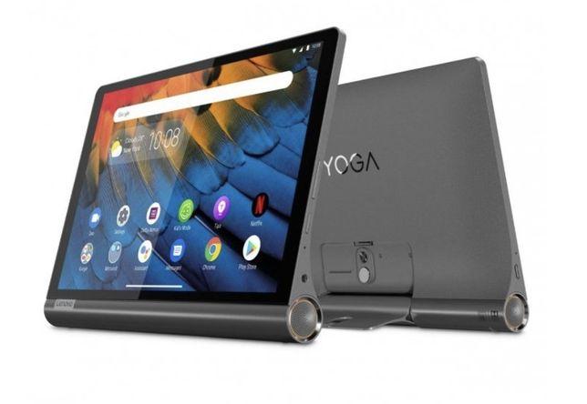 Планшет Lenovo Yoga Smart Tab YT-X705L 4/64 LTE Iron Grey