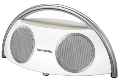 Coluna Boombox Harman Kardon Go + Play Wireless Bluetooth Hi-Fi