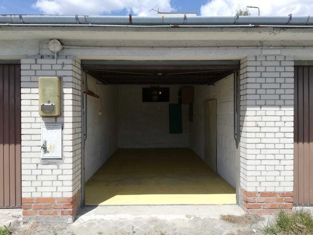 Bezczynszowy garaż z wyodrębnioną Księgą Wieczystą na os. Popiełuszki