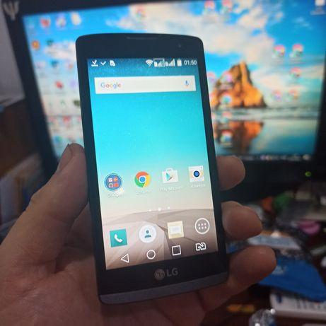 LG Leon h324 смартфон андроид 2 симки вайфай в хорошем состоянии