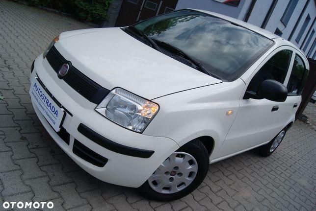 Fiat Panda 1.2b 70KM Salon Polska*1 Właściciel*Tylko 88.000km*Bezwypadkowa*VAT23%