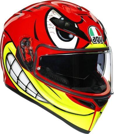 Kask Motocyklowy AGV K3 SV Birdy Integralny Blenda