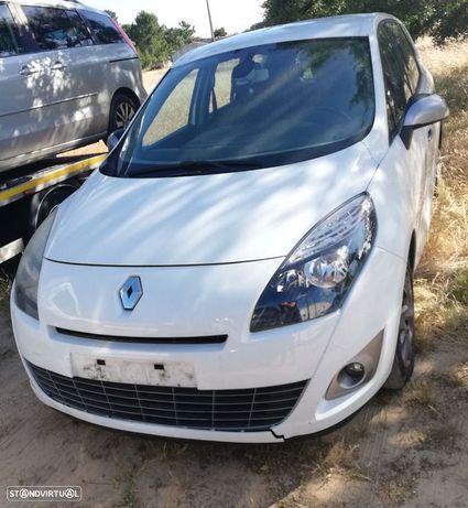 Peças Renault Grand Scénic  2011