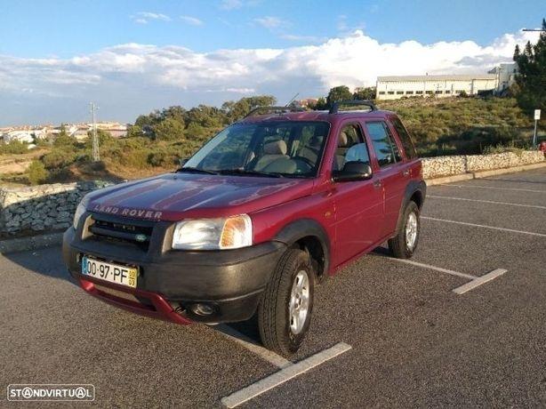 Land Rover Freelander 2.0 di