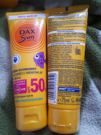 Dax Sun krem ochronny dla dzieci i niemowląt na słońce SPF 50 +