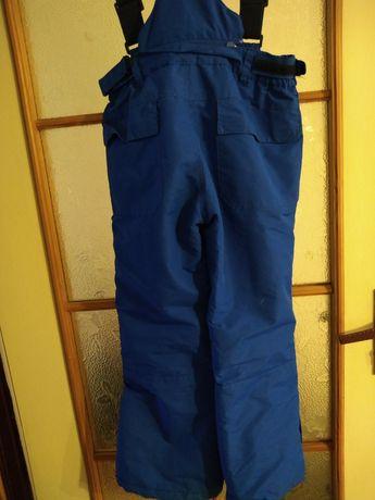 Spodnie narciarskie chlopiece