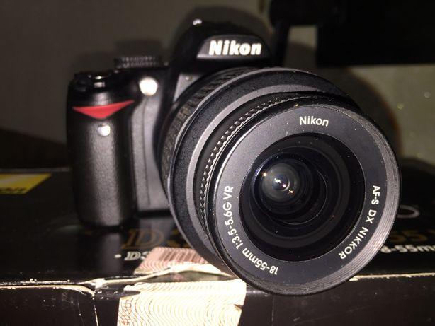 Продам или обменяю на айфон зеркальный фотоаппарат