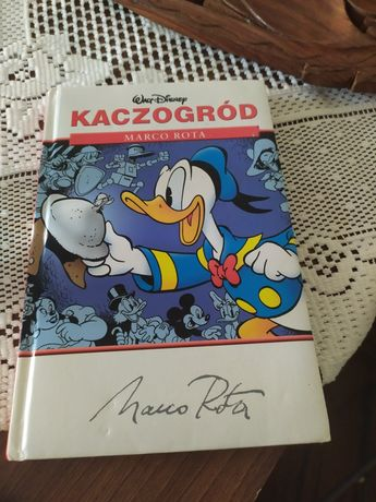 Kaczogród - Marco Rota