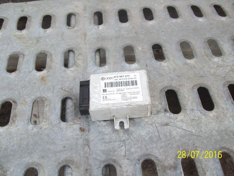 Czujnik ciśnienia opon Audi A6 C6 Q7 4F0.907.273