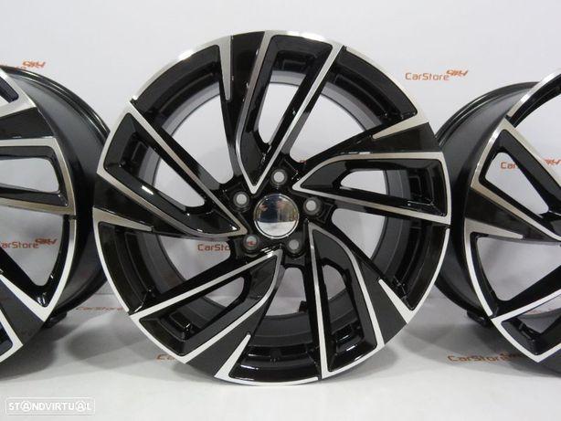 Jantes Look Volkswagen Golf 7 Gti 19 x 8 et 45 5x112