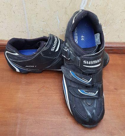 Sapatos BTT Shimano M087 + Pedais Shimano M520