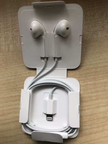 Słuchawki oryginał Apple od Iphone 8