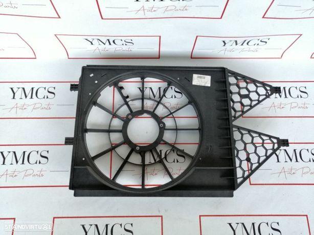 Grelha Ventilador Radiador Audi Seat Skoda Volkswagen ORIGINAL