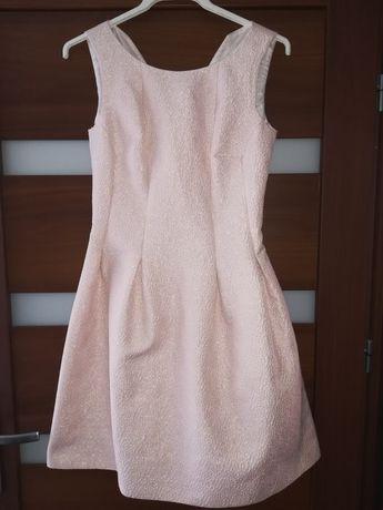 Sukienka Pretty Girl XS pudrowy róż