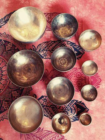 Taças Tibetanas (Terapêuticas e de meditação)