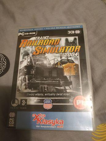 Trianz railroad simulator 2004 PC