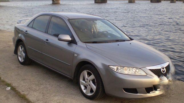 Mazda 6 2003 по детально