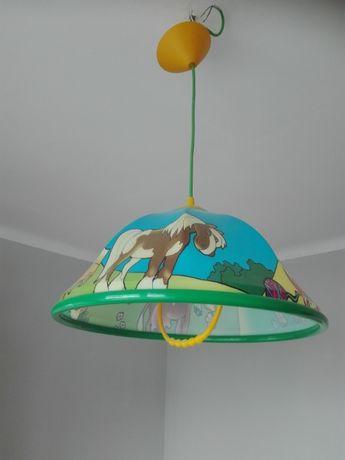 Lampa, żyrandol dla dzieci, zwierzęta