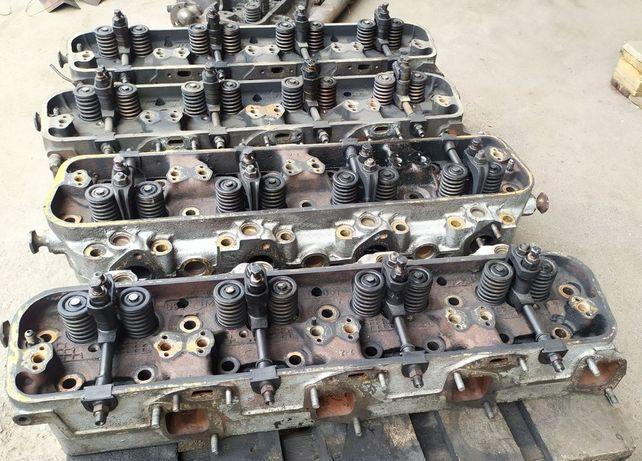 Головка блока двигателя ГБЦ ЯМЗ 238 Маз Краз Т150 турбированный и нет