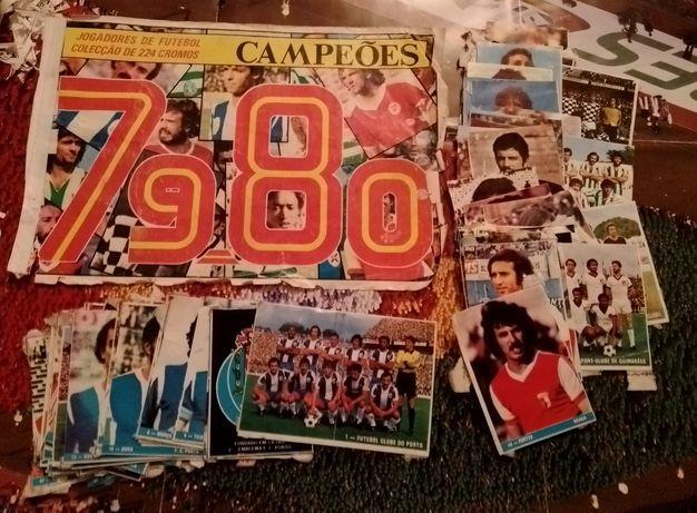 Cromos Campeões 79/80 (recuperados)