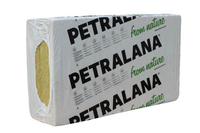Wełna skalna Fasadowa Petralana PETRAFAS 035 10cm 12cm 100mm 120mm