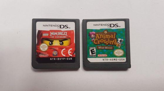 Zestaw 2 gier Nintendo ! Lombard Dębica