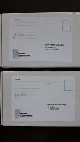 Próbki do badań kyberstatus, kybermyk, pasożyty 2 szt