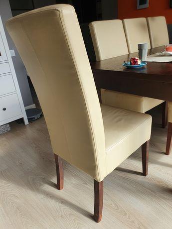 Używane krzesła do salonu, kuchni, jadalni 8szt plus gratis