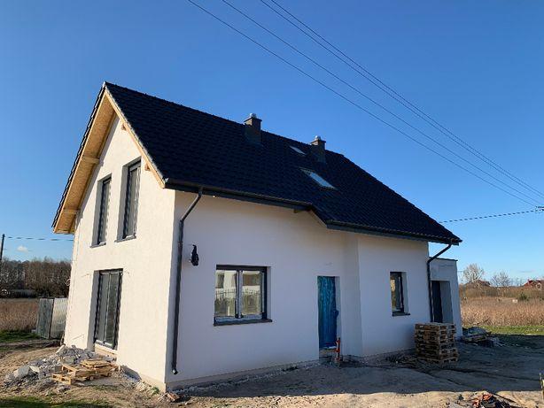Budowa domu - usługi budowlane, ocieplenie, tynki, wykończenie wnętrz
