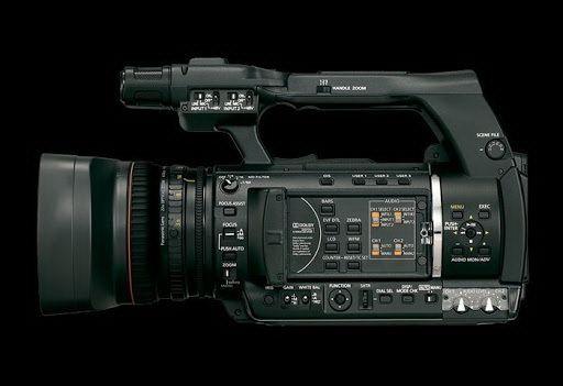 Видеокамера Panasonic AG-AC120