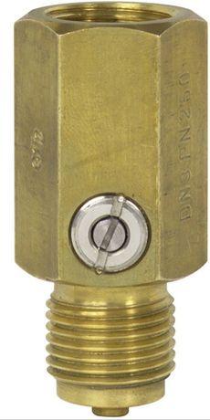 Дроссель для манометра модель Wika  910.12
